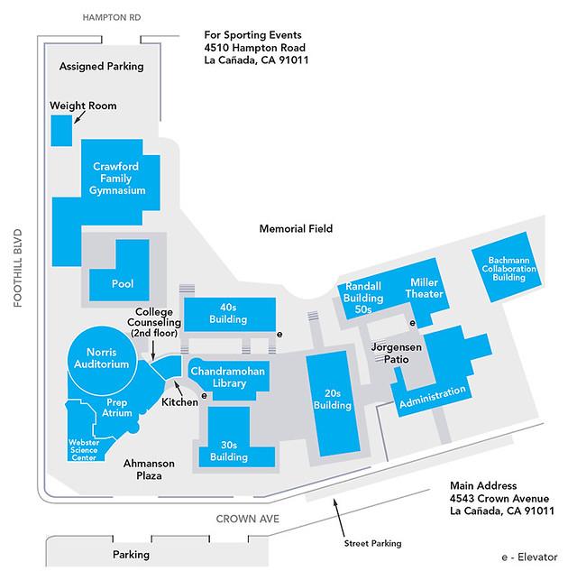 Flintridge Prep Campus Tour