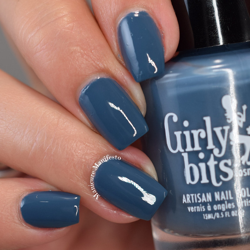 Girly Bits Cosmetics Denim & Diamonds
