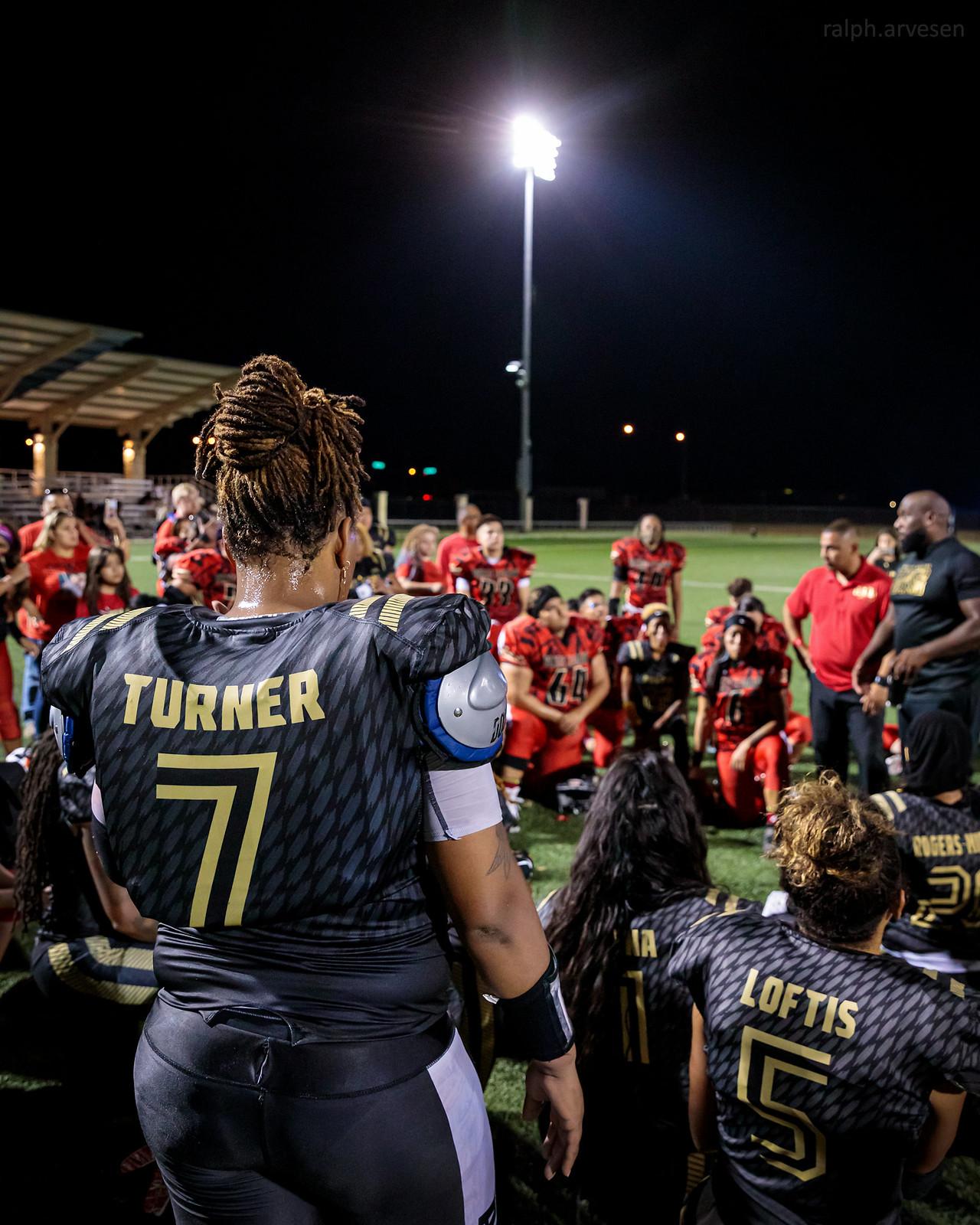 IWFA Football | Texas Review | Ralph Arvesen