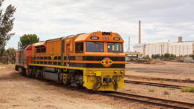 GWA009 at Port Pirie