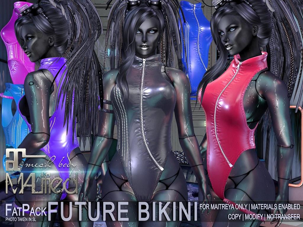 MALified – Future Bikinis – FatPack