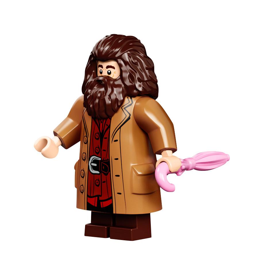 LEGO 75978《哈利波特》斜角巷!長度超過一公尺的魔幻商店街正式登場