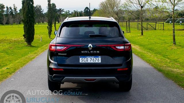 Prueba Renault Koleos Zen 2.5 SCe 2WD CVT