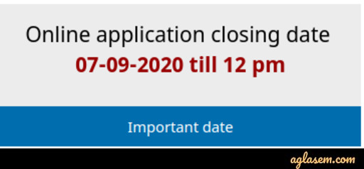 UPI ITI 2020 Online Application Form Last Date Extended