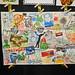Mail Art Flora 2020