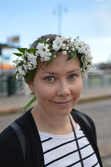 Flower girl 2