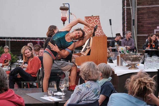 CH SG Cirque de Loin SEELIG FreilichtJubiläumsShow Lokremise Sankt Gallen