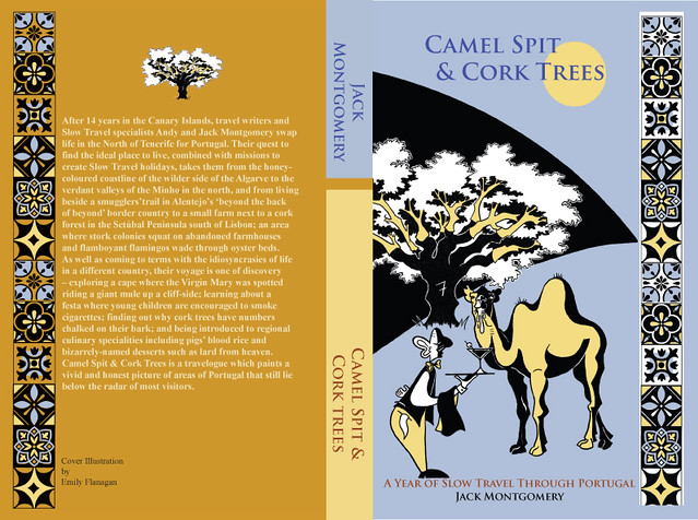 Cover of Camel Spit & Cork Trees