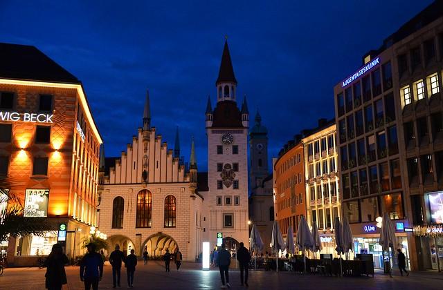 Munich - Marienplatz