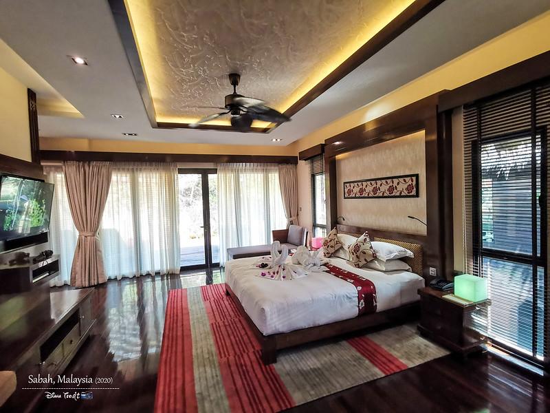 Gayana Marine Resort -Rainforest Villa 1