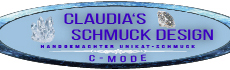 Claudias Schmuck Design Banner
