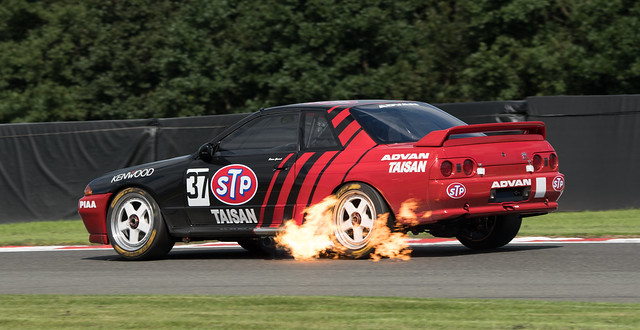 Nissan R32 - Garrad