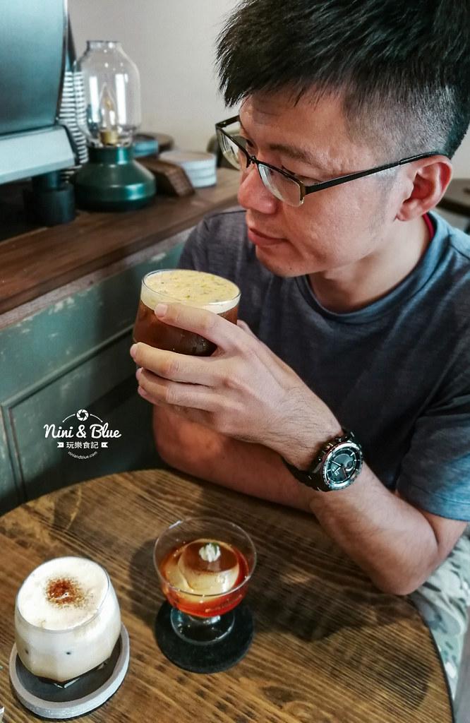 珘墨咖啡weekend coffee 台中漢口路17