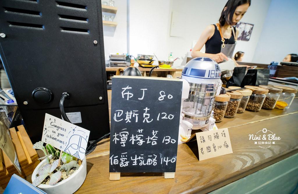 珘墨咖啡weekend coffee 台中漢口路06