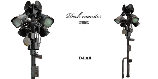 D-LAB Deck monitor AD2
