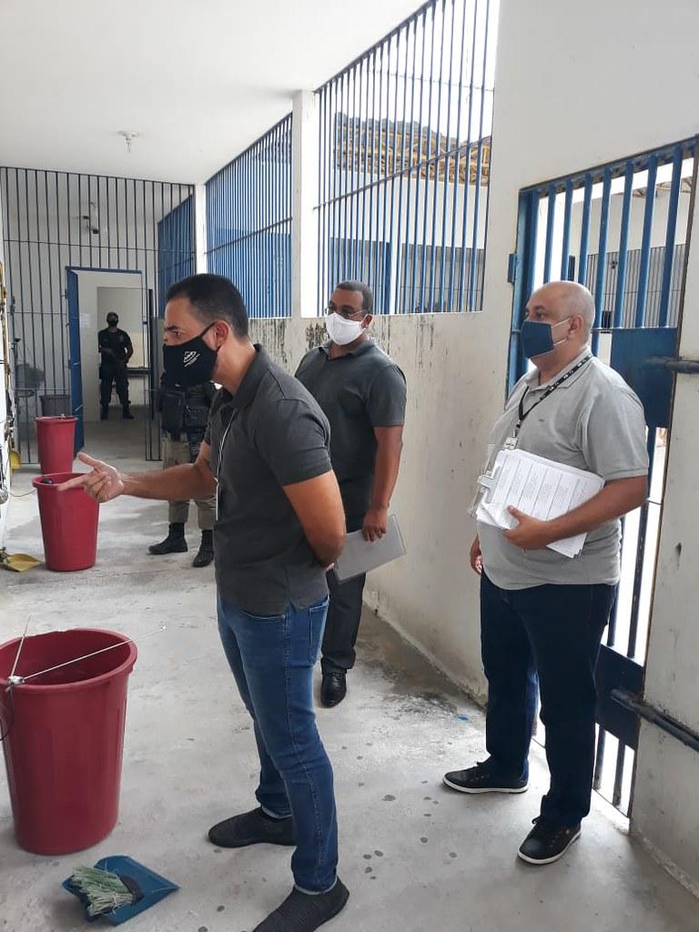 Inspeção Carcerária UMF/TJMA