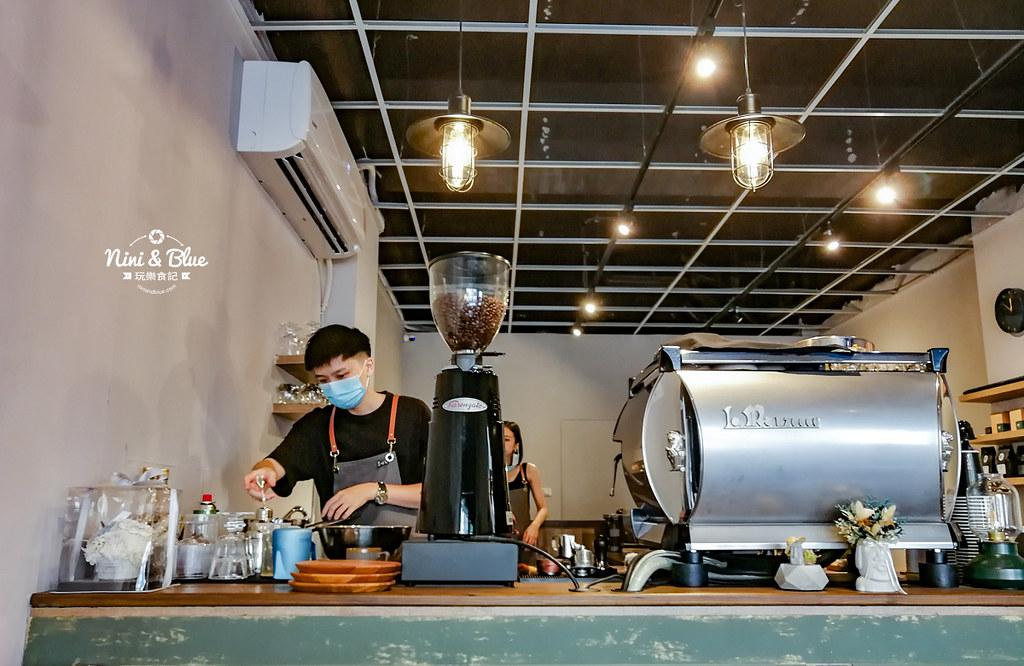 珘墨咖啡weekend coffee 台中漢口路09