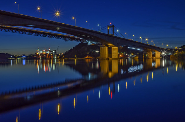 Varoddbridge Kristiansand, Norway