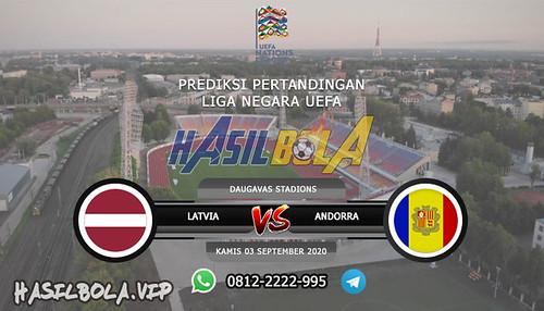Prediksi Bola Latvia vs Andorra 03 September 2020