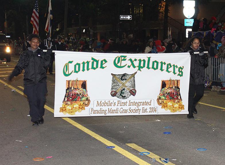 Conde Explorers 2016