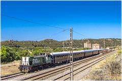 Tren Azul en Nonasp