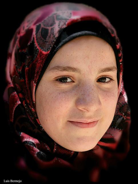 Mujer Joven - Alepo, Siria