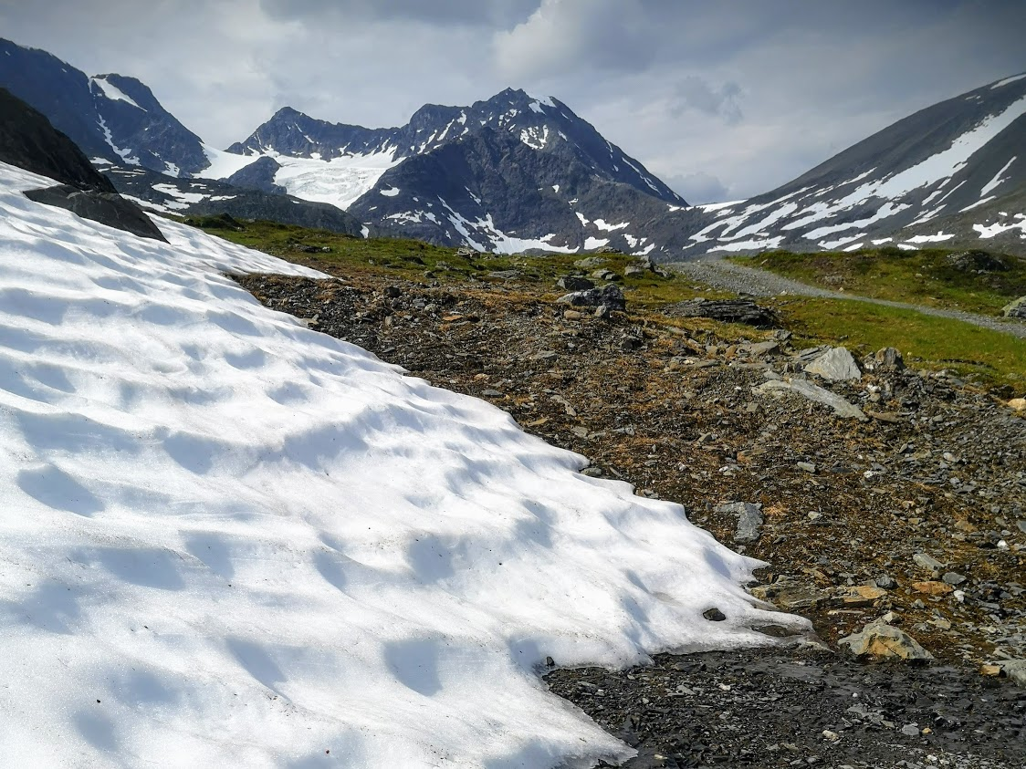 Rottenvitvatnet Norja