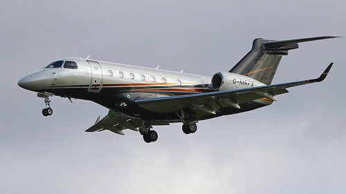 G-MRFX Embraer EMB-550 Legacy 500 cn 55000025 Stansted 30-08-2020 6336 | by sickbag_andy
