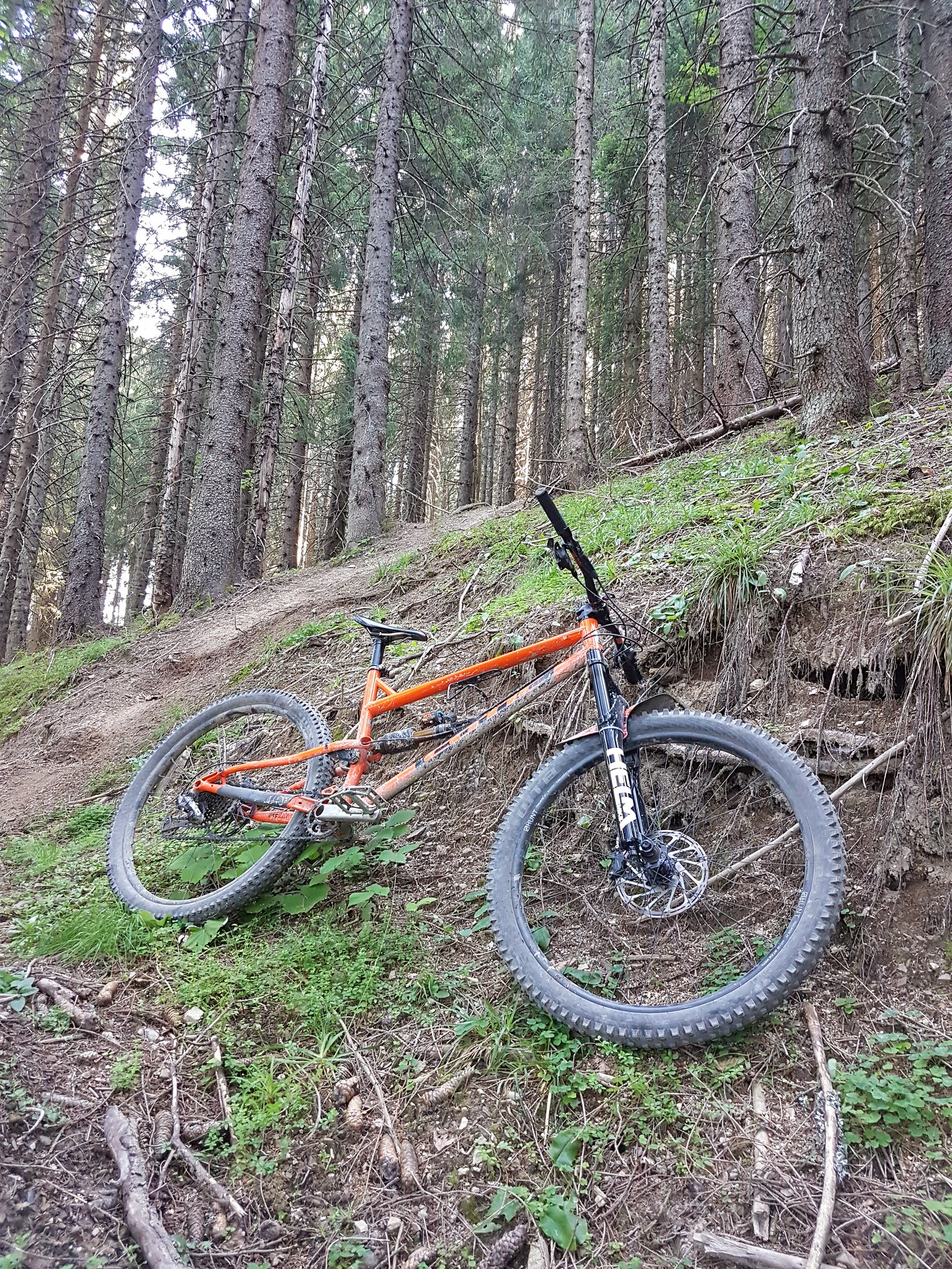 Cotic RocketMAX Morzine Off Piste, Cotic RocketMAX, steel full suspension, UK made, Reynolds 853, Cy Turner, Cotic Bikes, enduro mountain bike, 29er mountain bike, full suspension mountain bike, steel is real
