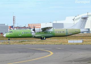 F-WWEK ATR72-600