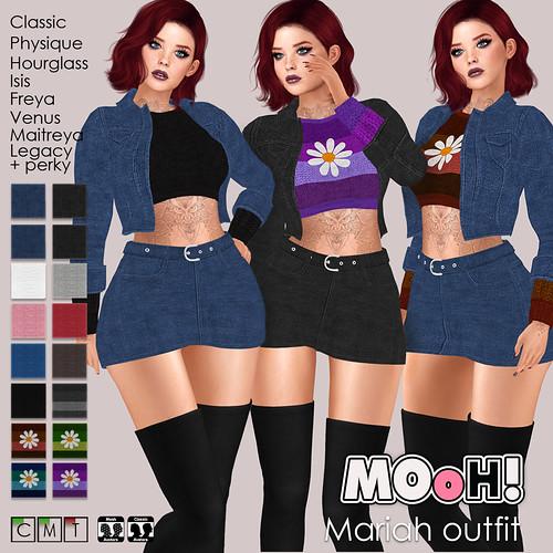 Mariah outfit