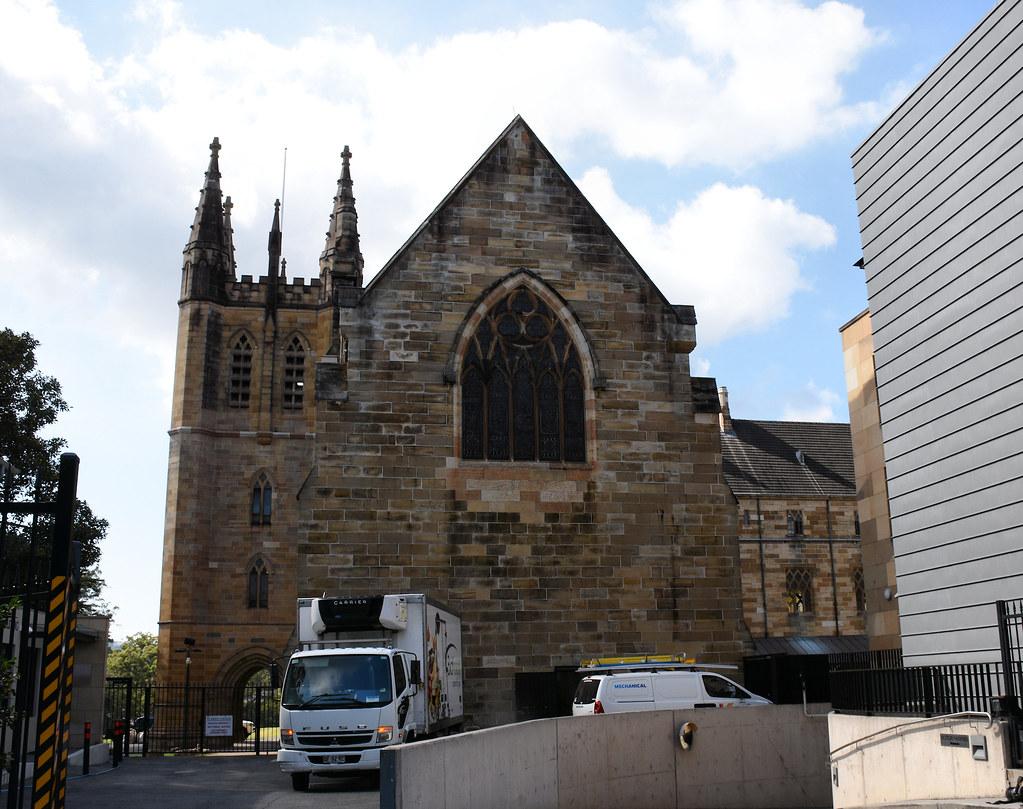 St Johns College, Camperdown, Sydney, NSW.