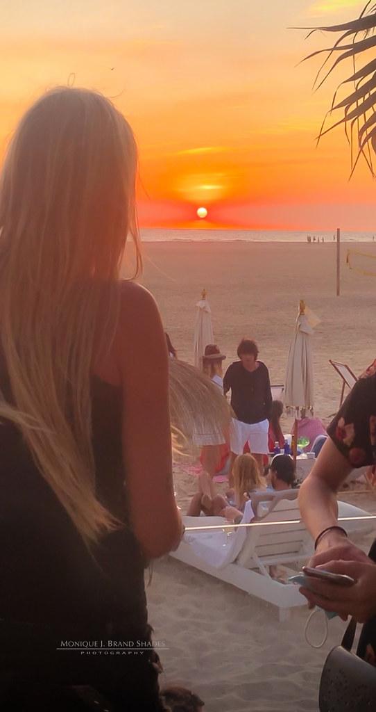 Tarifa sunsets