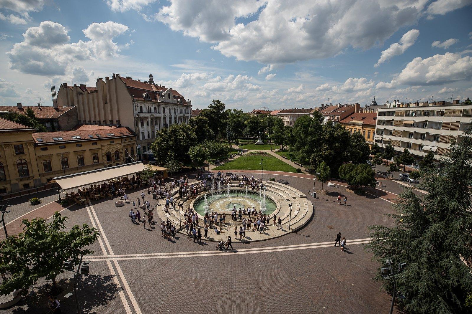 Megszavazták a Szegedi Tudományegyetem modellváltását