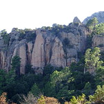 "Diaporama ""Falaise de Bruscaghju - Les 3 Caves"""