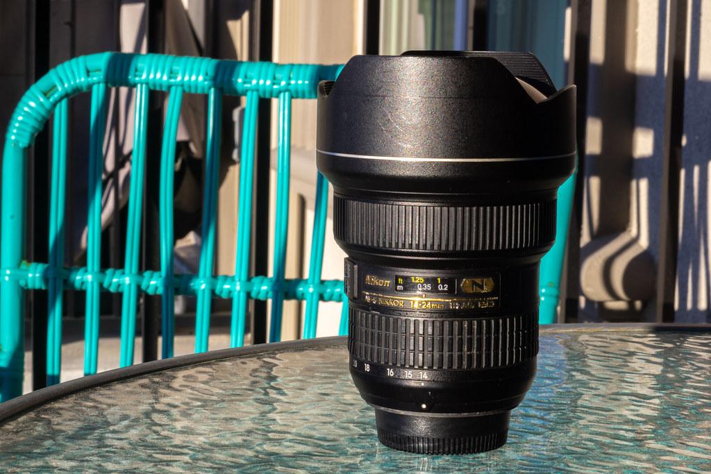 Optical Review Blog No. 18 - Nikon AF-S Nikkor 14-24mm 1:2.8G