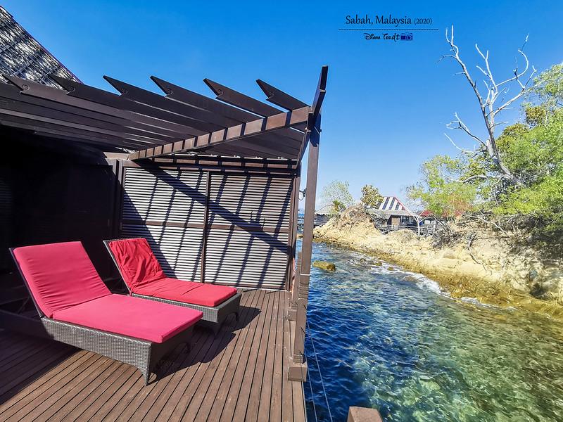 Gayana Marine Resort -Rainforest Villa 2