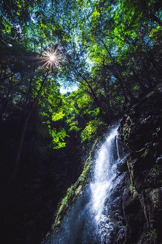 pentax k1mark2 風景 自然 landscape nature 滝 waterfall 河川 川 river