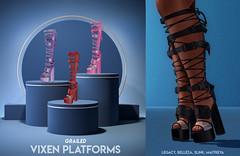 Vixen Platforms