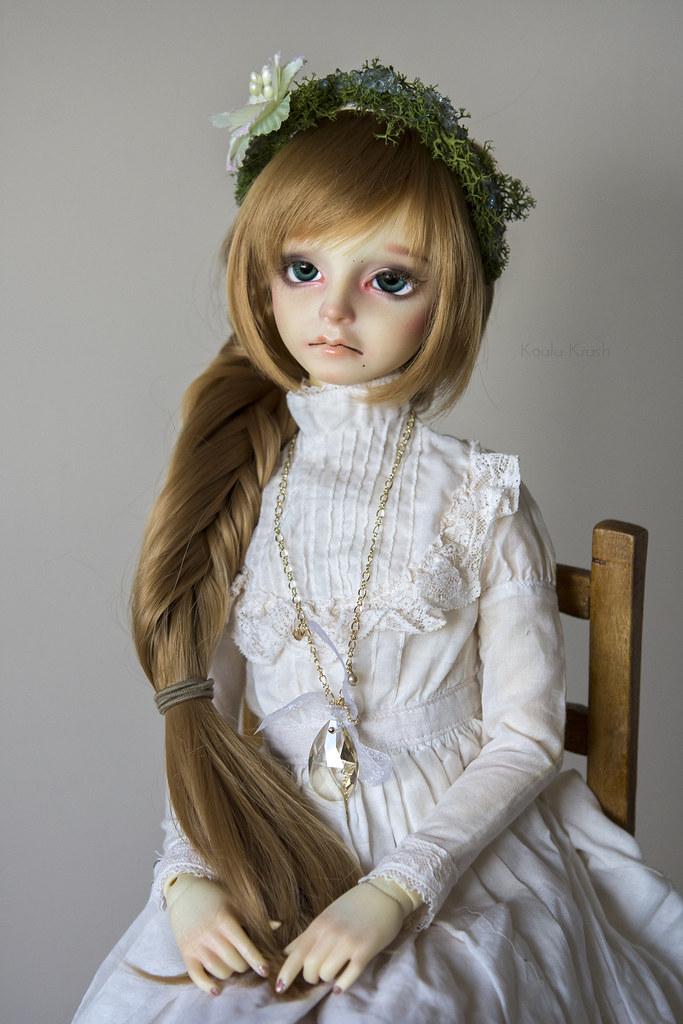 [Vend] ★ Super Dollfie DWC-01 Volks  ★  (poupée complète) 50294327621_97f282fe89_b