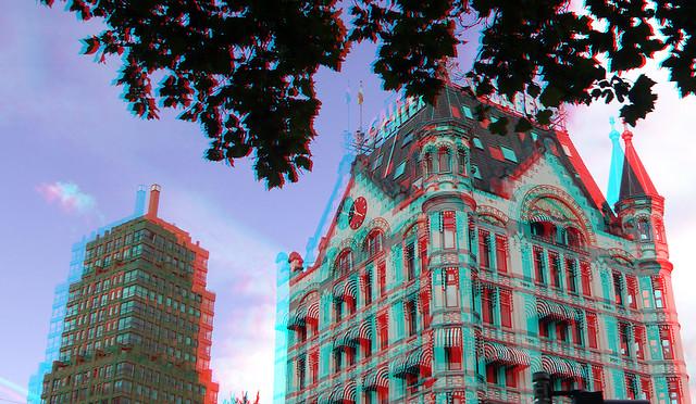 het Witte Huis Rotterdam 3D