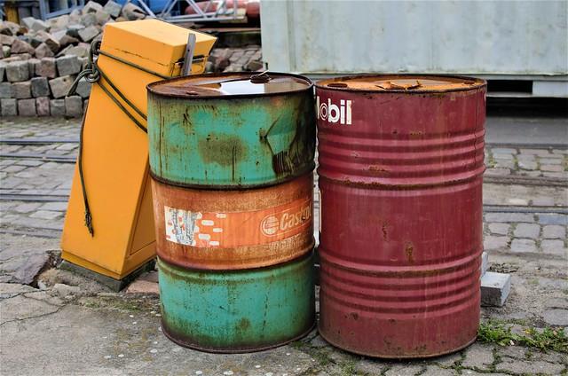 Barrel Assortment