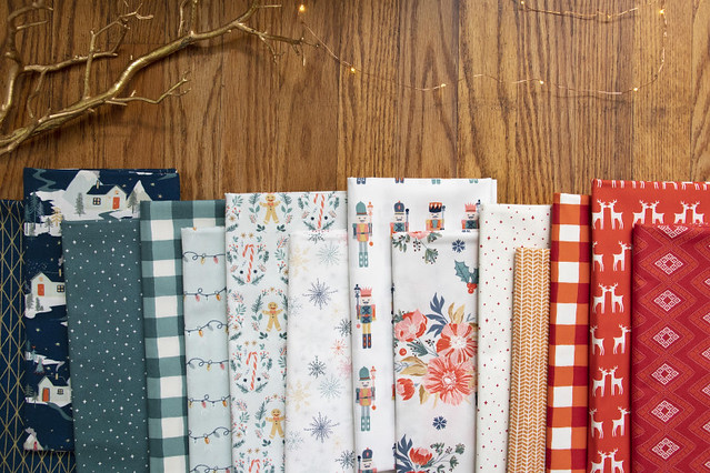 Sixteen Quilting Cottons