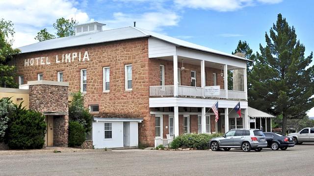 Hotel Limpia - Fort Davis, Texas