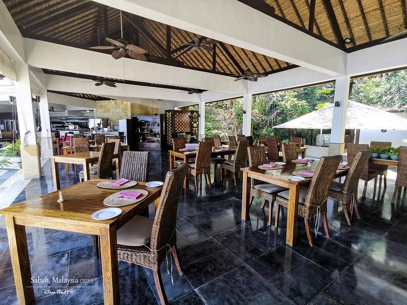 Gayana Marine Resort - Macac Restaurant
