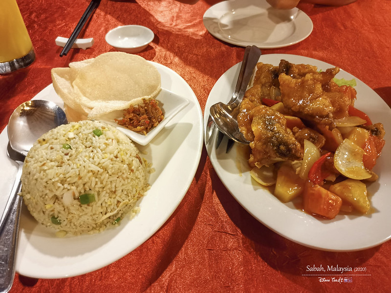Gayana Marine Resort - Alu-Alu Seafood Restaurant 2