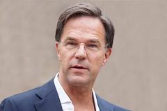 MP Mark Rutte Den Haag