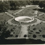 ДИИТ - Цветник на территории (1959-51-2) PAPER1600 [Бусыгина Н.Д.]