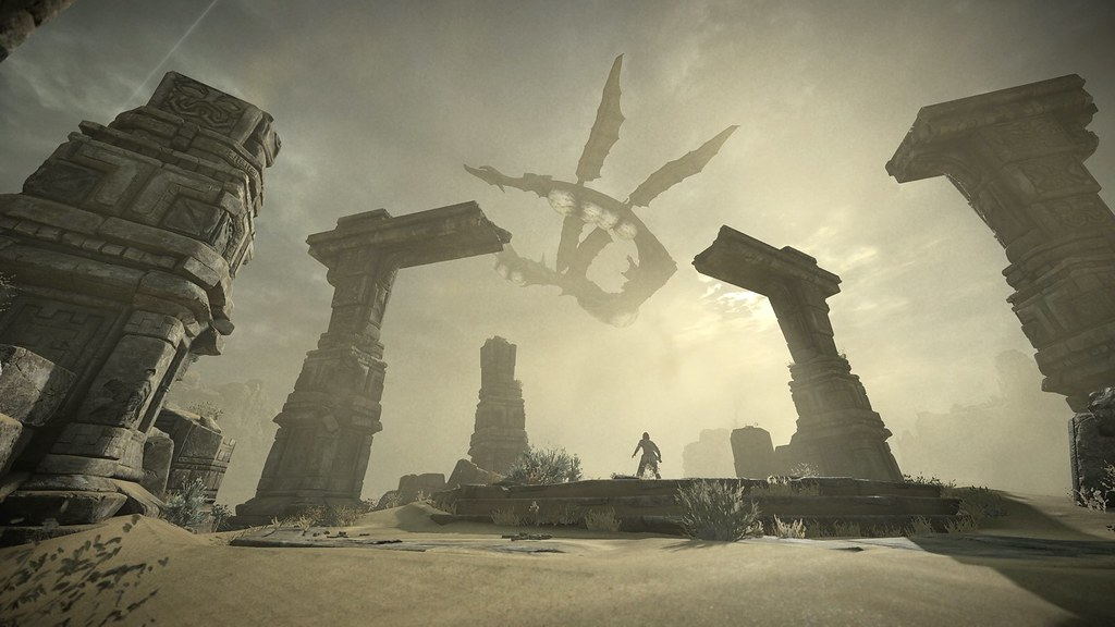 Video Conference Backgrounds - Shadow of the Colossus