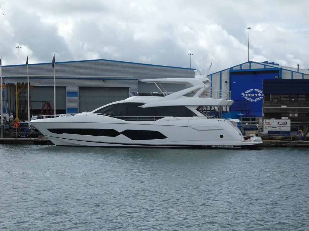 Sunseeker Motor Yachts Poole